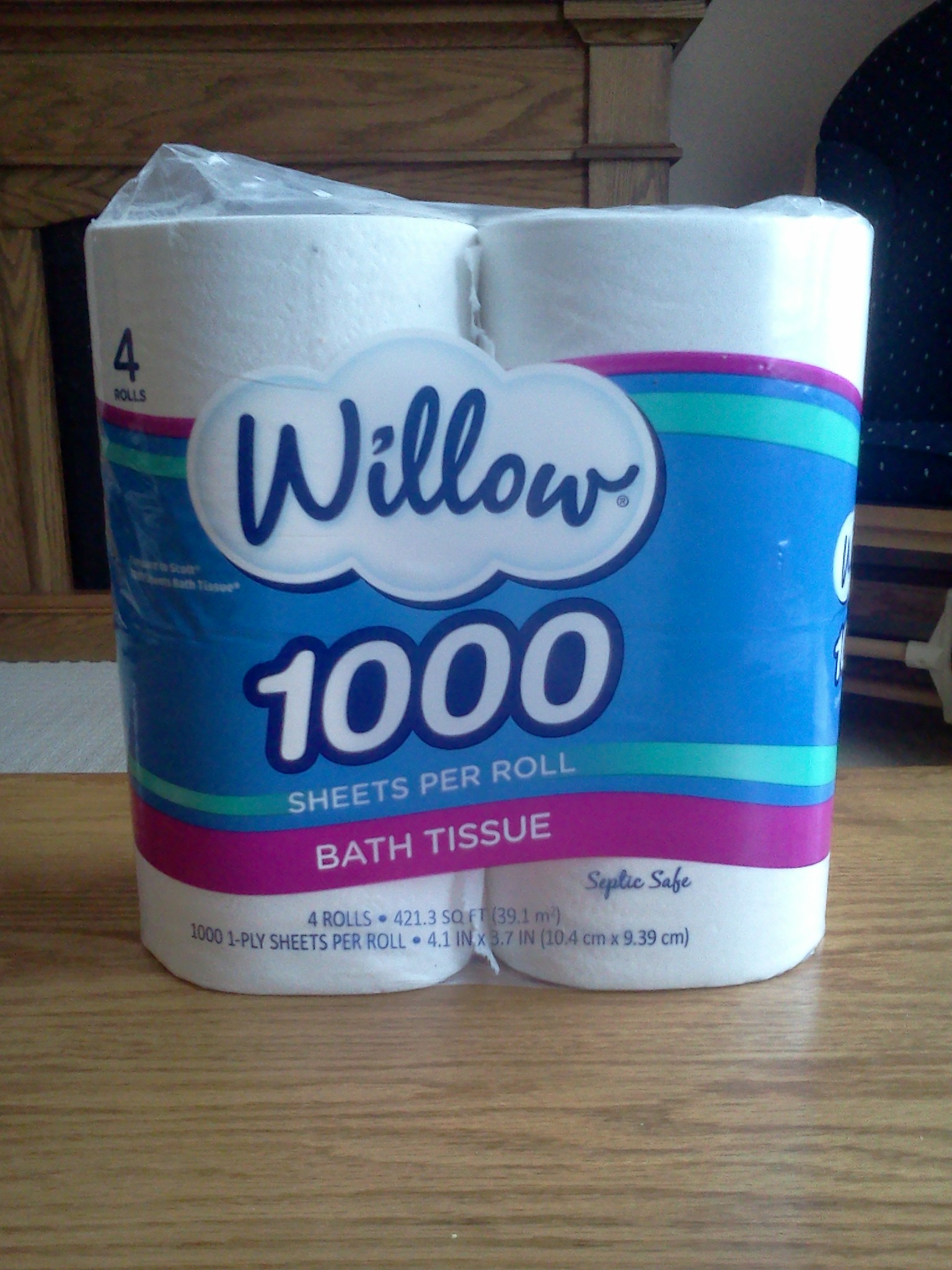 Willow Toilet Paper