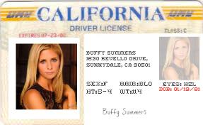 buffy license